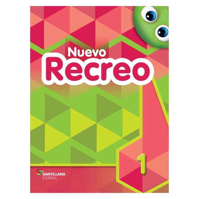 Livro Nuevo Recreo 1 - Amendola - Santillana