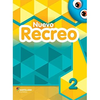 Livro Nuevo Recreo 2 - Amendola - Santillana