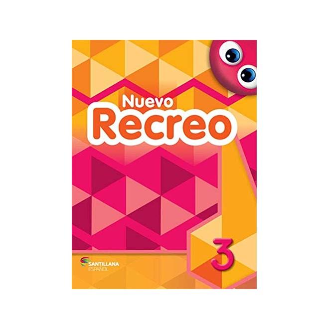 Livro Nuevo Recreo 3 - Amendola - Santillana