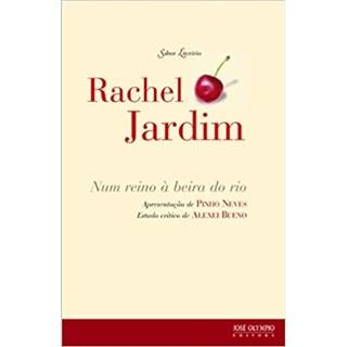 Livro - Num Reino à Beira do Rio - Jardim - José Olympio