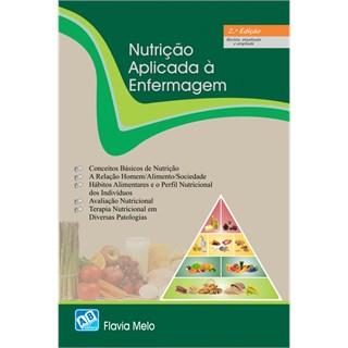 Livro - Nutrição Aplicada à Enfermagem - Melo