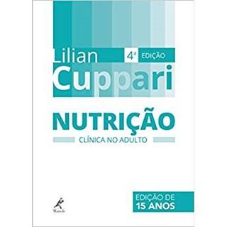 Livro - Nutrição Clinica no Adulto - Cuppari - Manole