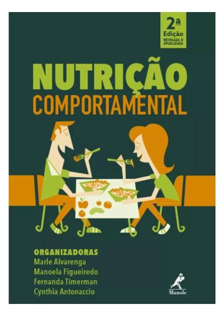 Livro - Nutrição comportamental - Alvarenga 2ª edição