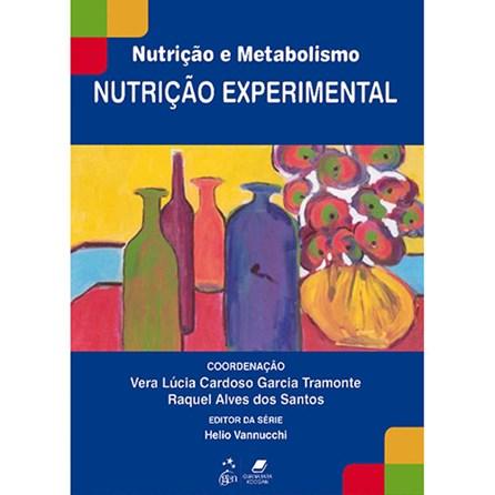 Livro - Nutrição e Metabolismo - Nutrição Experimental - Tramonte