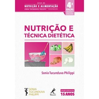 Livro - Nutrição e Técnica Dietética - Tucunduva