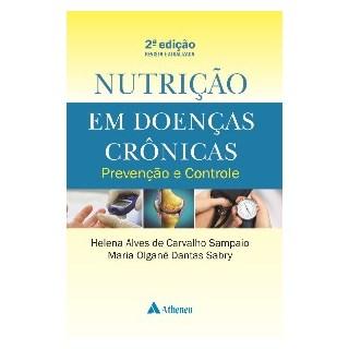 Livro - Nutrição em Doenças Crônicas - Prevenção e Controle - Sampaio