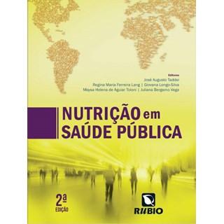 Livro - Nutrição em Saúde Pública - Taddei