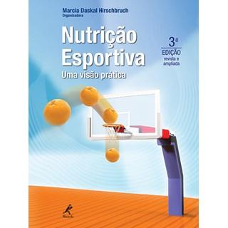 Livro - Nutrição Esportiva - Hirschbruch TF