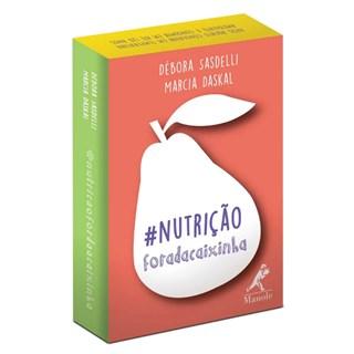 Livro - Nutrição Fora da Caixinha - Sasdelli