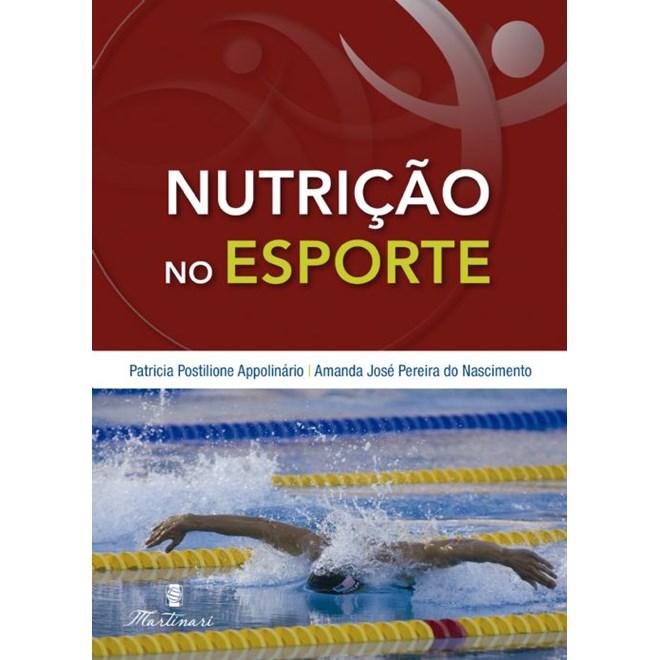 Livro - Nutrição no Esporte - Appolinário