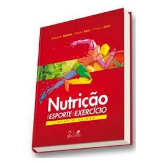 Livro - Nutrição para o Esporte e o Exercício - McArdle