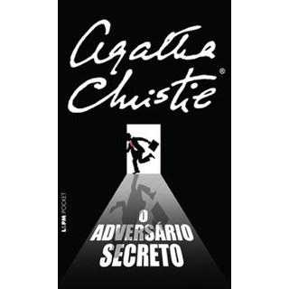 Livro - O adversário secreto - Christie 1º edição