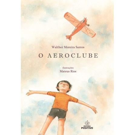 Livro - O Aeroclube - Santos