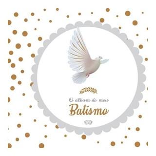Livro - O Álbum do Meu Batismo - Alves