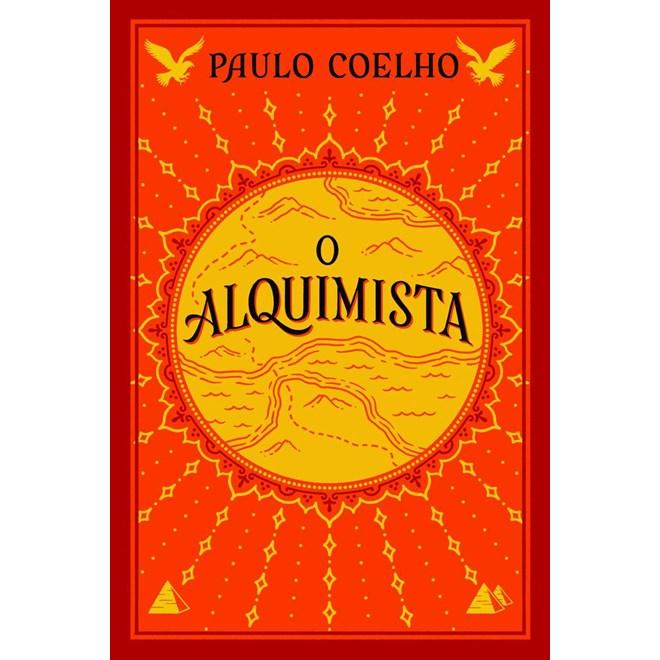 Livro - O Alquimista - Paulo Coelho - Paralela