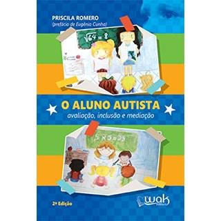 Livro O aluno autista - Romero - Wak Editora