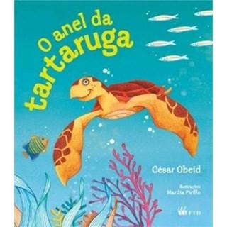 Livro - O Anel da Tartaruga - Obeid