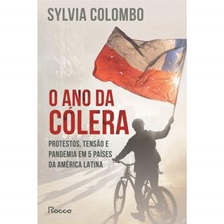 Livro O Ano da Cólera - Colombo - Rocco