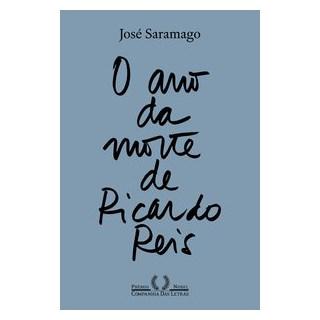 Livro - O ano da morte de Ricardo Reis (Nova edição) - Saramago 2º edição