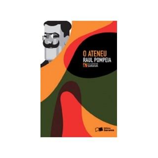 Livro O Ateneu- Raul Pompéia - Saraiva