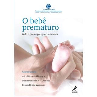 Livro - O Bebê Prematuro - Deutsch