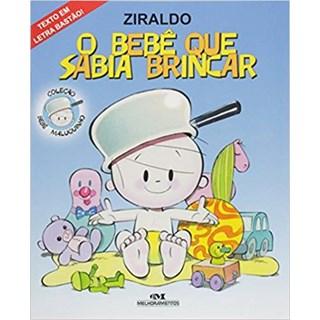 Livro - O Bebê que Sabia Brincar (Coleção Bebê Maluquinho) - Ziraldo