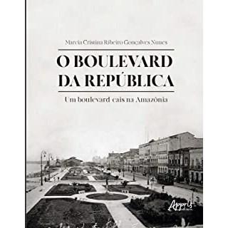 Livro - O Boulevard da República - Nunes