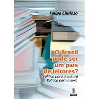 Livro - O Brasil Pode ser um País de Leitores? - Lindoso - Summus