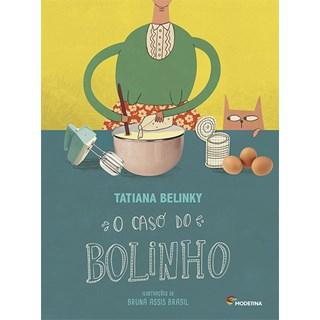Livro - O Caso do Bolinho - Tatiana Belinky