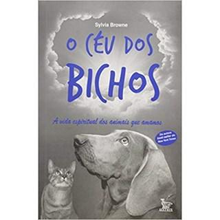 Livro - O Céu Dos Bichos - Browne