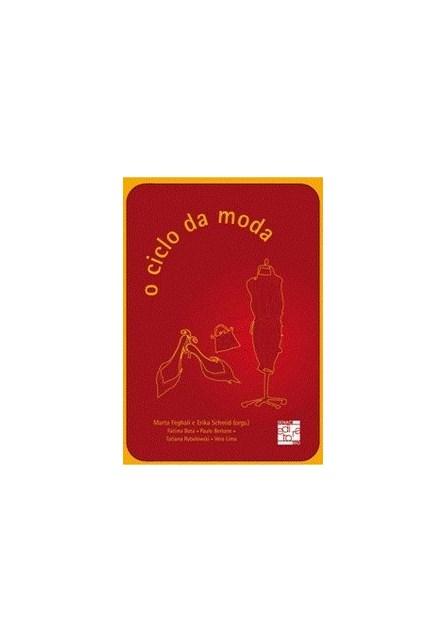 Livro - O Ciclo da Moda - Feghali