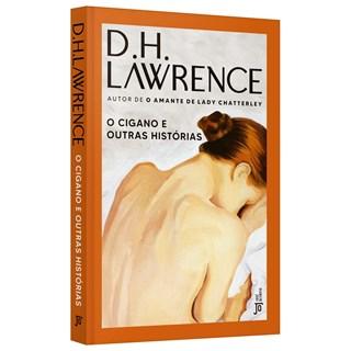 Livro O Cigano e Outras Histórias - Lawrence - José Olympio