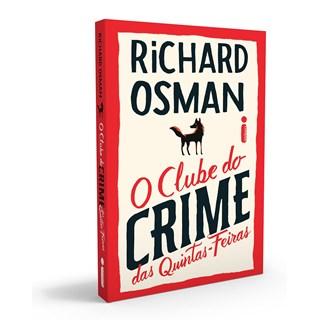 Livro O Clube do Crime das Quintas-Feiras - Osman - Intrínseca