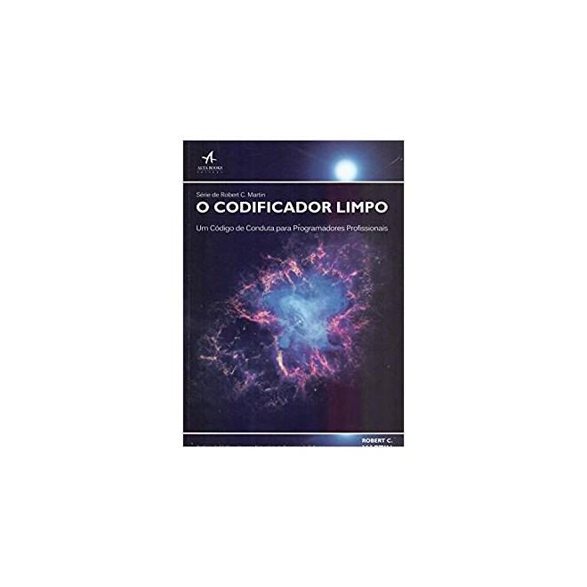 Livro - O Codificador Limpo - Martin