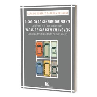 Livro O Código do Consumidor Frente - Buelloni - Brazil Publishing