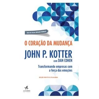 Livro - O Coração da Mudança - Kotter