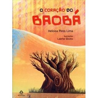 Livro - O Coração do Baobá - Lima