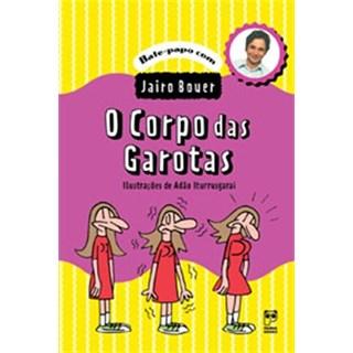 Livro -  O Corpo das Garotas - Bouer - Panda Books
