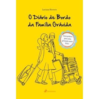 Livro - O Diário de Bordo da Família Grávida - Herrero