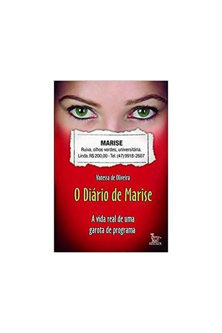 Livro - O Diário de Marise - De Oliveira