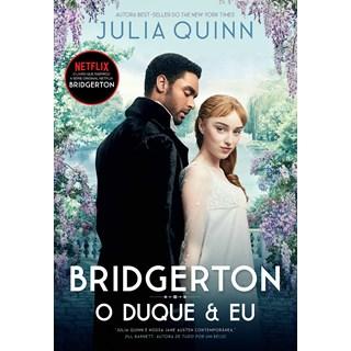 Livro O Duque e Eu - Bridgerton - Quinn - Arqueiro