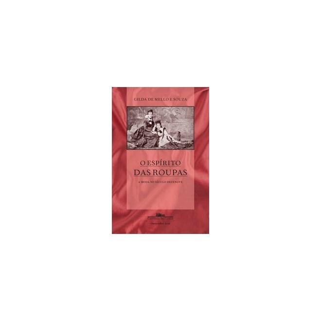 Livro - O espírito das roupas (Nova edição) - Souza 2º edição