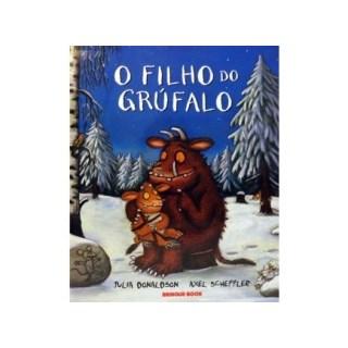 Livro - O Filho do Grúfalo - Donaldson - Brinque Book