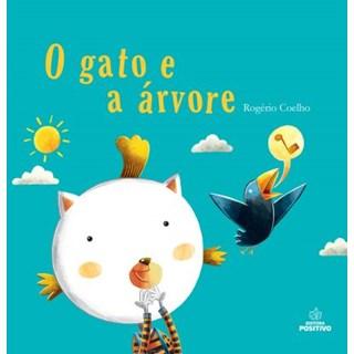Livro - O Gato e a Árvore - Coelho - Positivo
