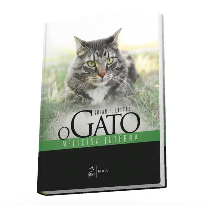 Livro - O Gato - Medicina Interna - Little