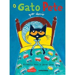 Livro O Gato Pete Quer Dormir - Dean - Harpercollins