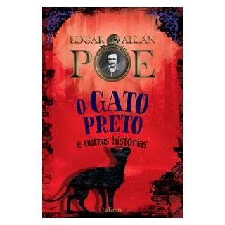 Livro - O Gato Preto e outras histórias - Allan Poe 1º edição