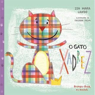 Livro - O Gato Xadrez