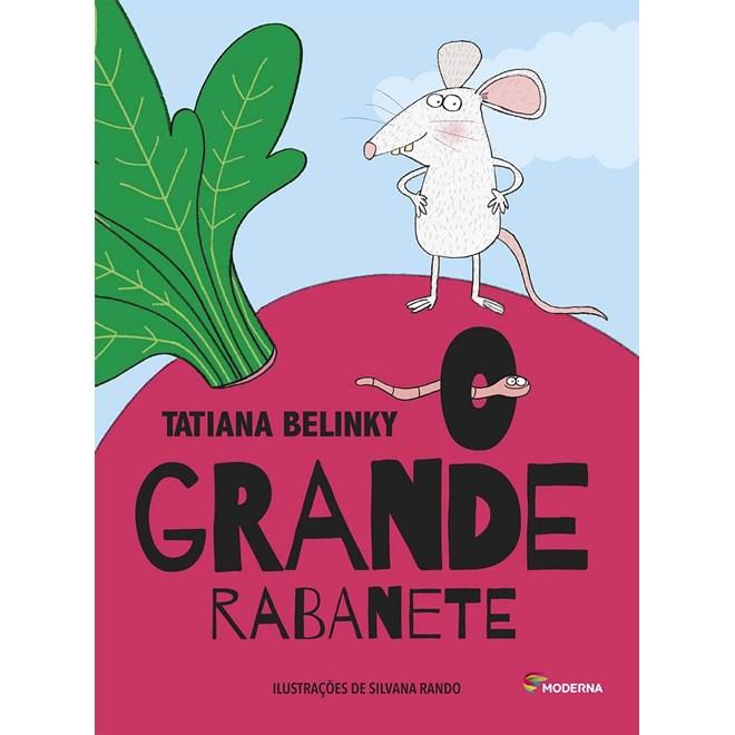 Livro - O Grande Rabanete - Tatiana Belinky