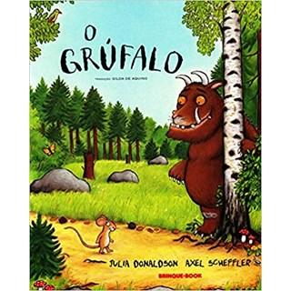 Livro - O Grúfalo - Donaldson